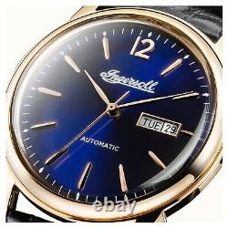Ingersoll Mens Haven Automatic Watch I00504 NEW
