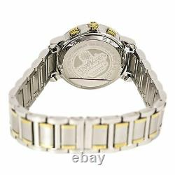 Invicta Women's Watch Wildflower MOP and Gold Tone Dial Two Tone Bracelet 4770