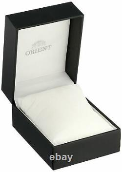 Orient Men's 2nd Gen. Bambino Automatic Stainless Steel Watch FAC00008W0 NEW