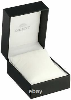 Orient Men's 2nd Gen. Bambino Ver. 2 Stainless Steel Automatic Watch FAC00008W0